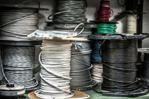 Installation wire