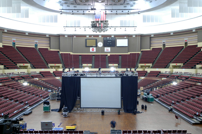 arena event production