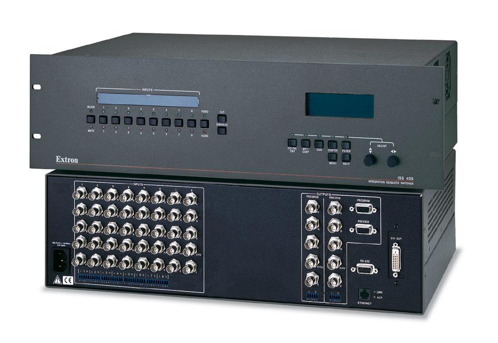 Extron VGA switcher
